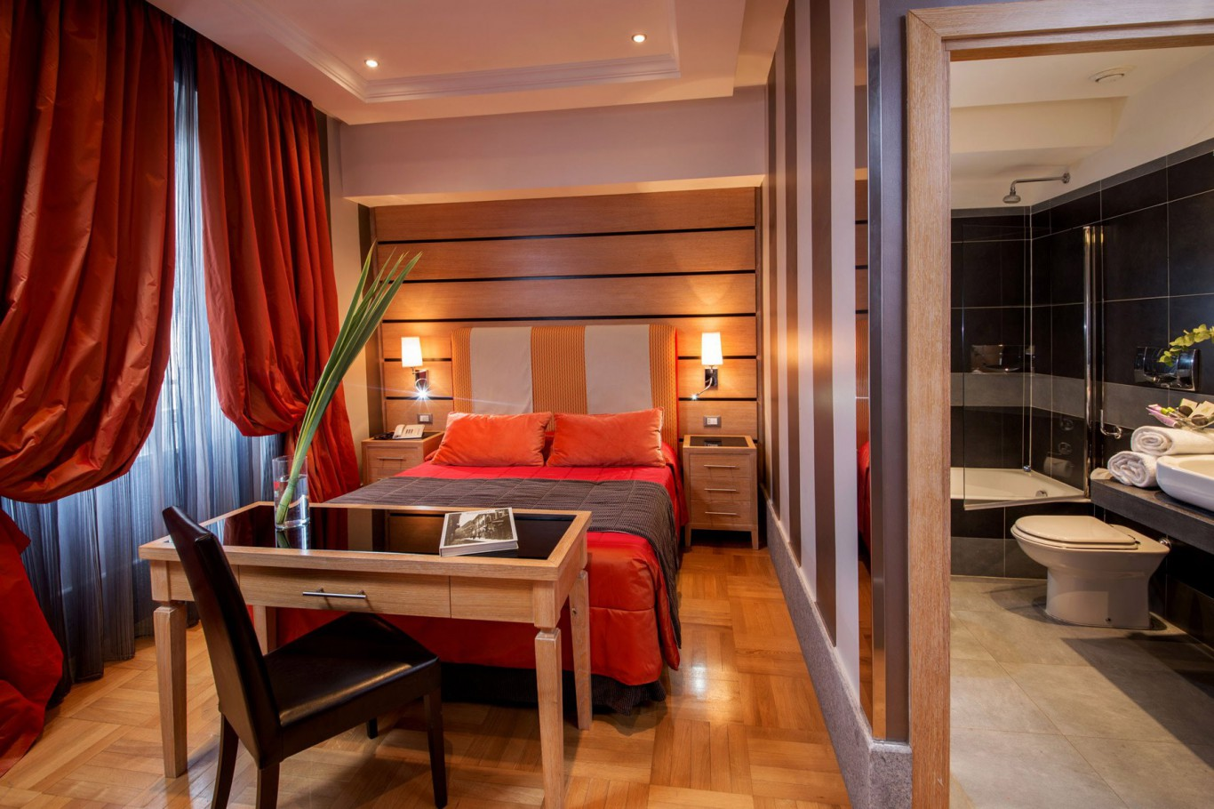 Hotel-Morgana-Rome-executive-room-