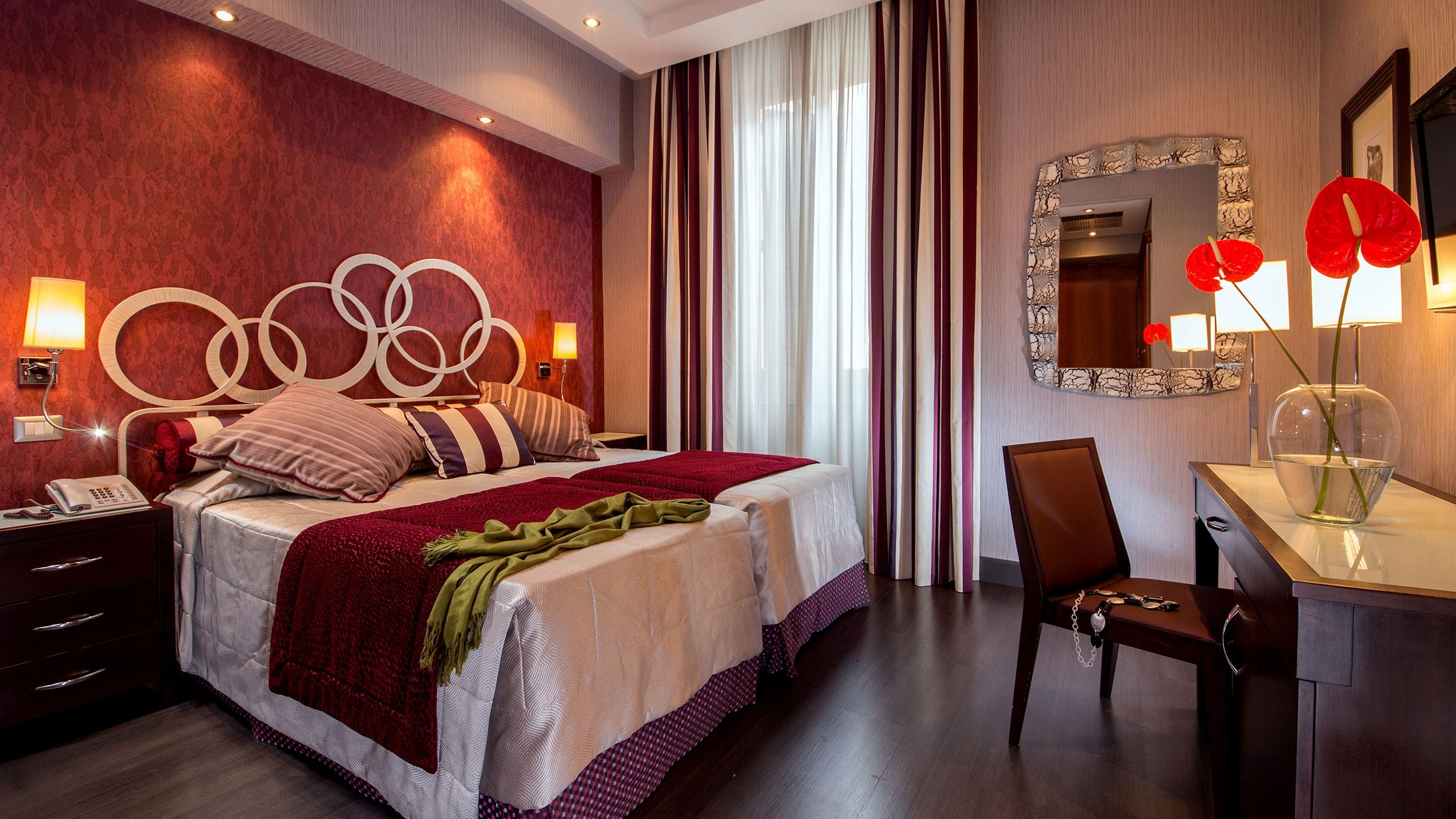 Hotel-Morgana-Rome-Executive-room-2