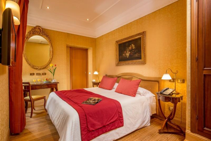 Hotel Morgana羅馬-豪華房