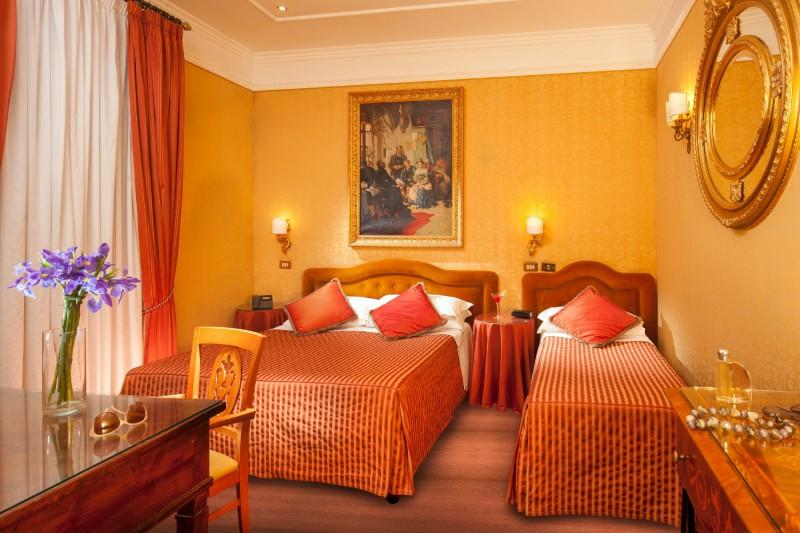 Hotel Morgana羅馬-豪華房2