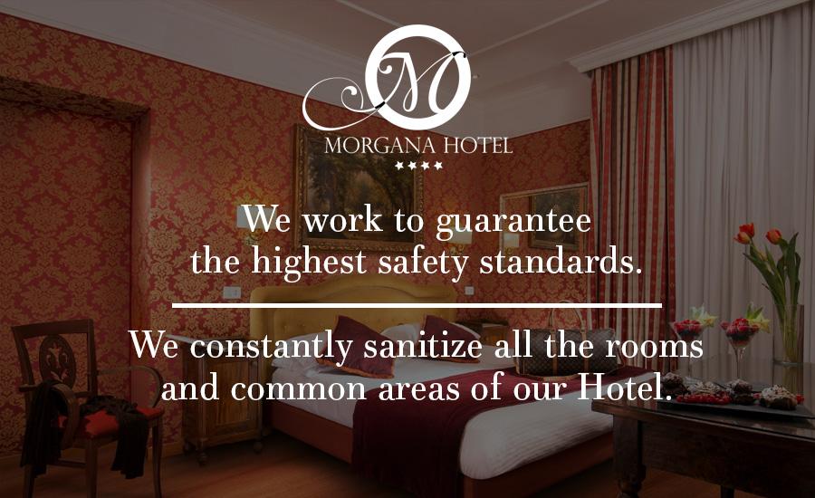 hotel-morgana-rome-sanification